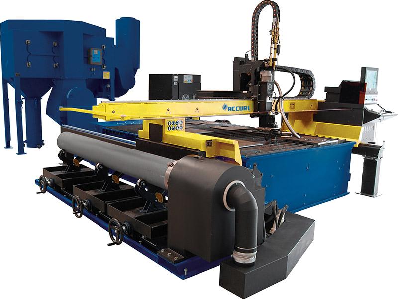 सीएनसी प्लाज्मा काटने की मशीन