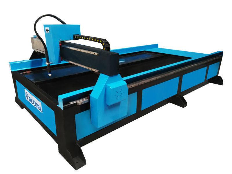 सीएनसी प्लाज्मा काटने की मशीन आपूर्तिकर्ताओं