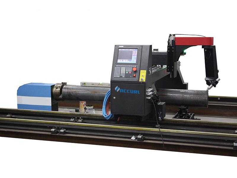 सीएनसी प्लाज्मा ट्यूब काटने की मशीन
