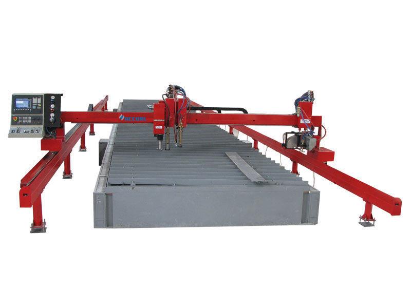 लौ कटर मशीन