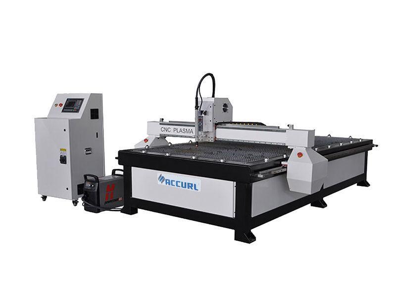 शौक सीएनसी प्लाज्मा काटने की मशीन