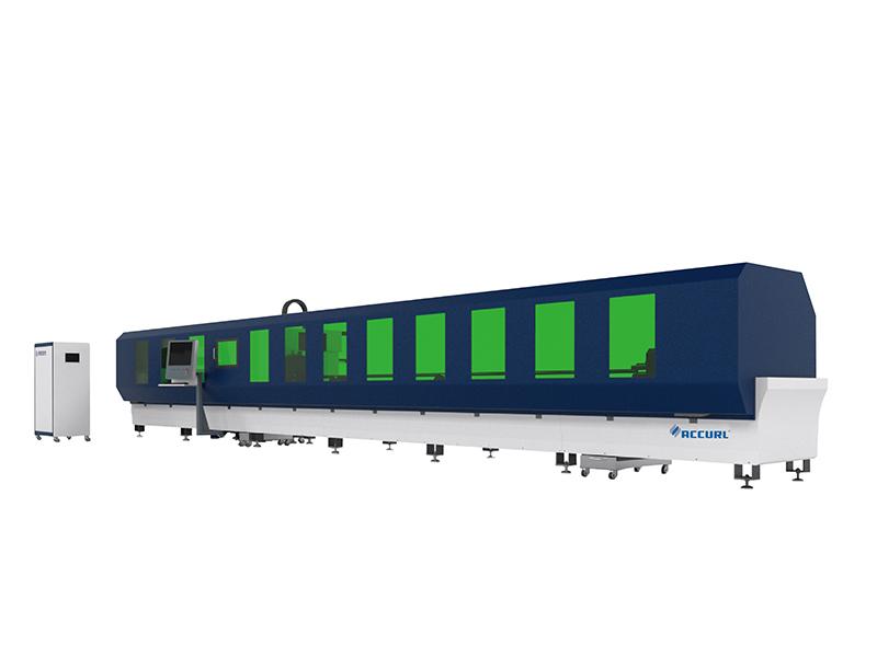 बिक्री के लिए लेजर ट्यूब धातु लेजर काटने की मशीन