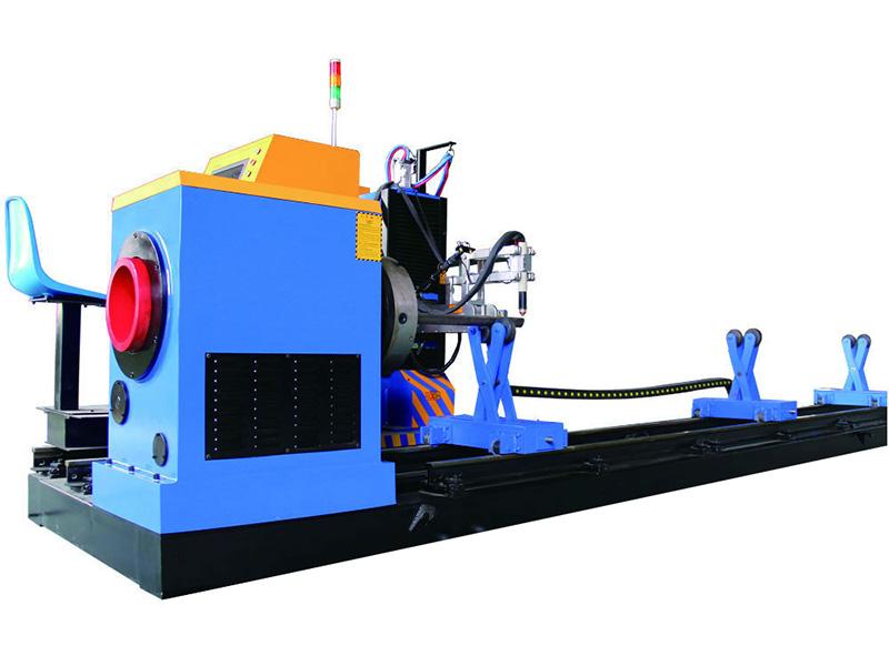 धातु ट्यूब काटने की मशीन