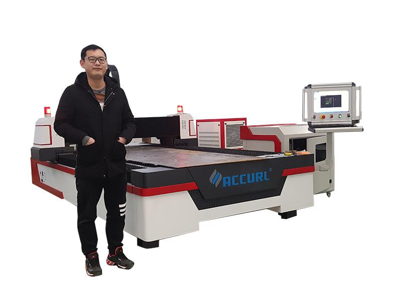 धातु ट्यूब लेजर काटने की मशीन