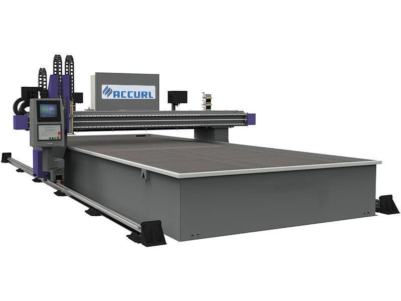 प्लाज्मा मशाल काटने की मशीन