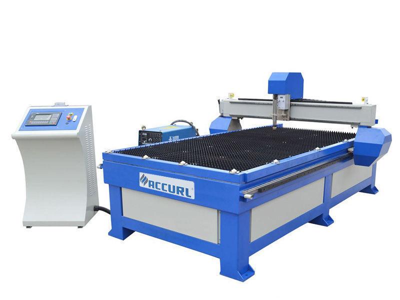 छोटे सीएनसी प्लाज्मा काटने की मशीन